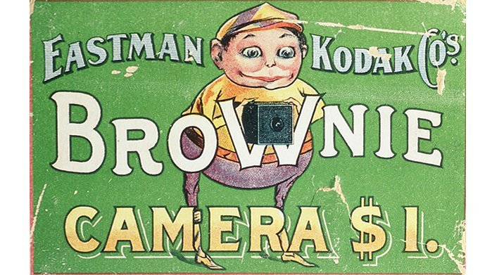 Kodak Brownie — legenda každým coulem
