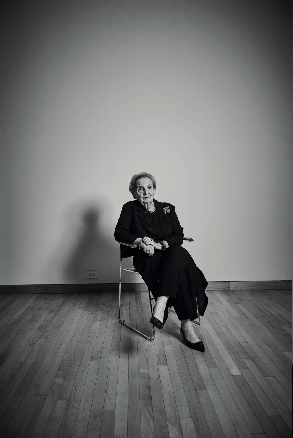 Madeleine Albright © David Turecký