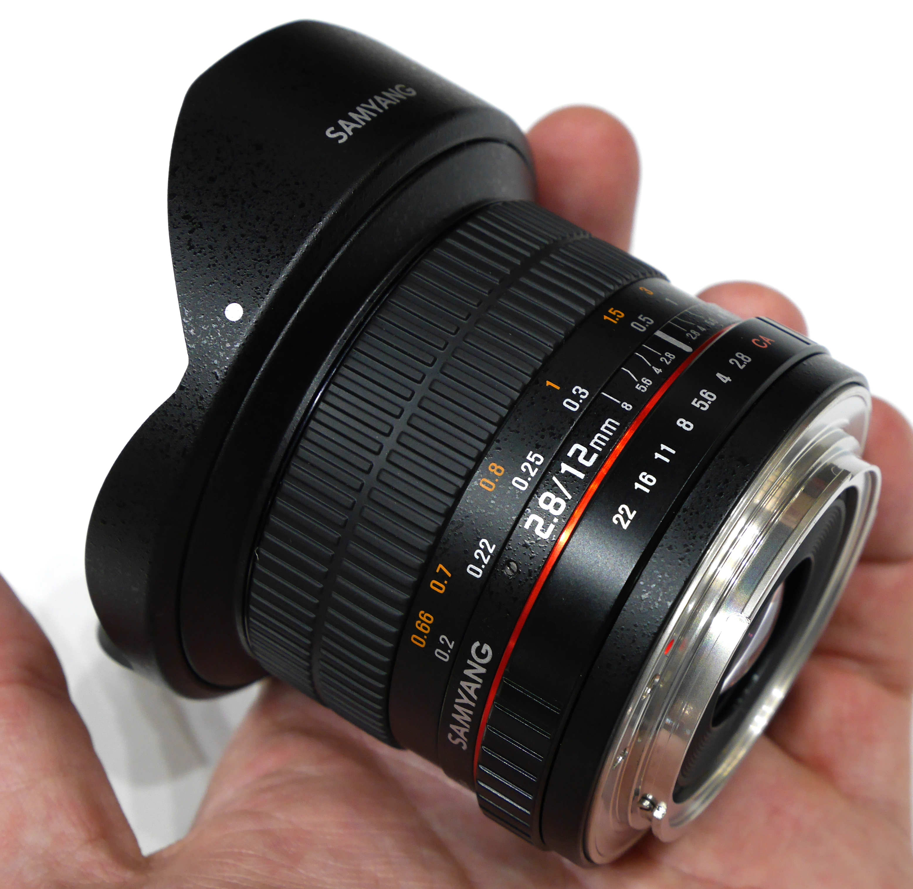 SAMYANG 10 mm f/2,8 ED AS NCS CS