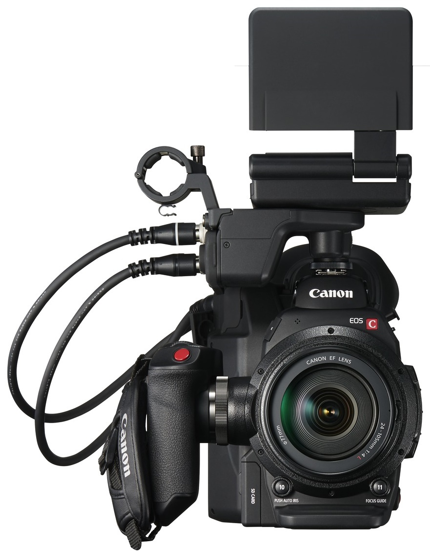 Canon C300 Mr II