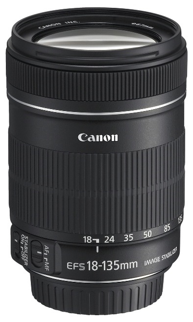 CANON EF-S 18-135 mm f/3,5-5,6 IS USM
