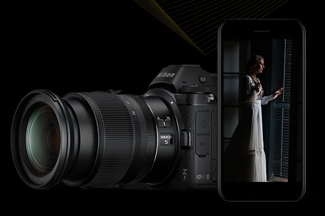 Nikon Z6 conection