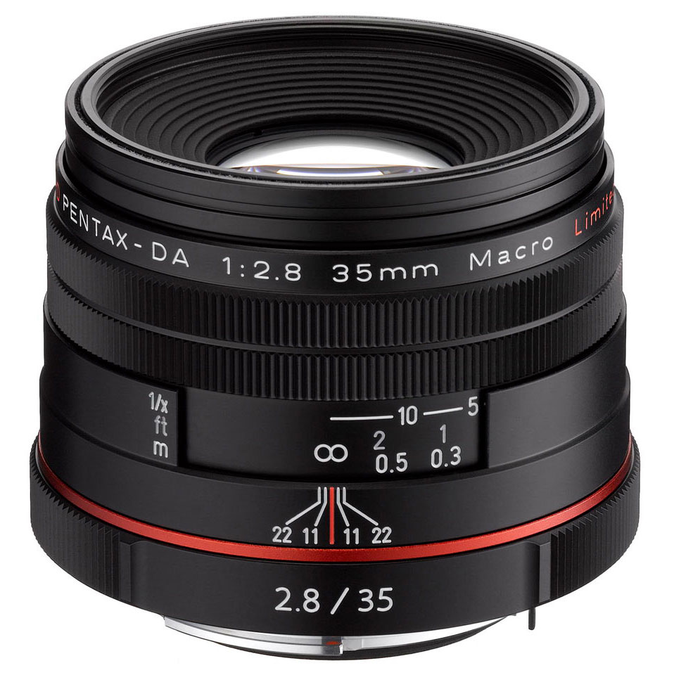 PENTAX 35 mm f/2,8 HD DA Macro Ltd.