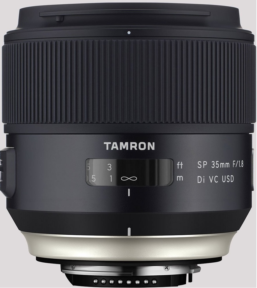 TAMRON 35 mm f/1,8 SP Di VC USD