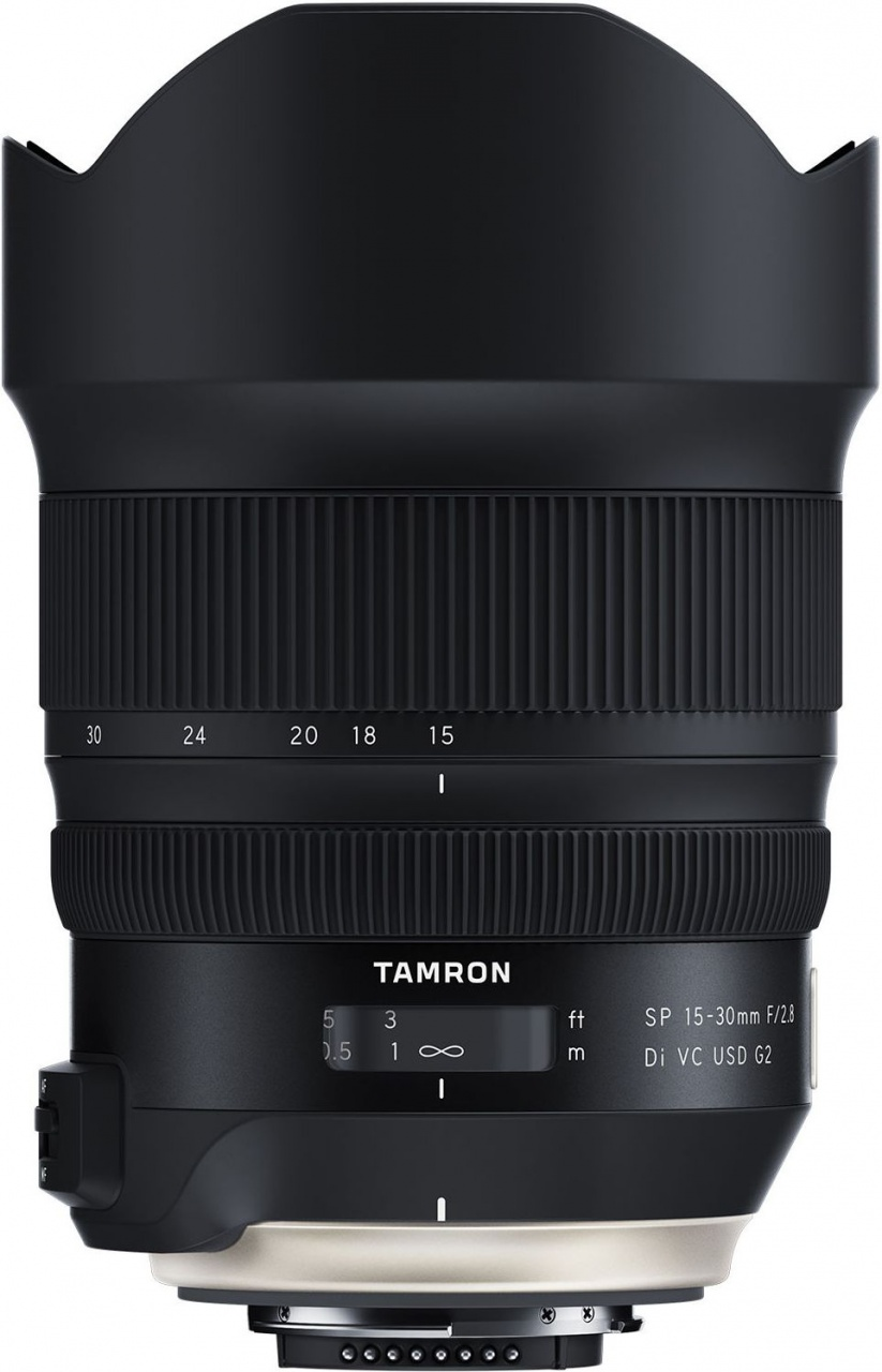 TAMRON 15-30 mm f/2,8 SP Di VC USD G2