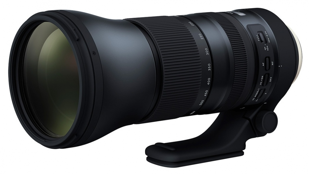 TAMRON 150-600 mm f/5-6,3 SP Di VC USD G2