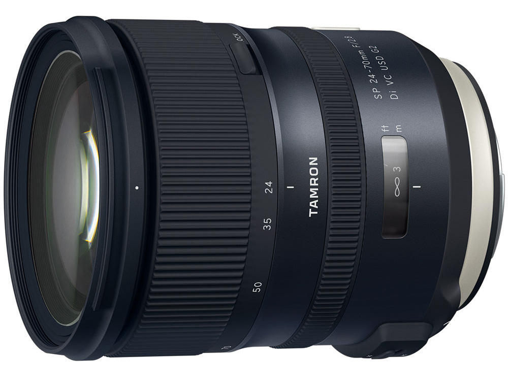 TAMRON 24-70 mm f/2,8 SP Di VC USD G2