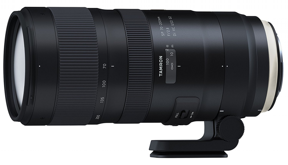 TAMRON 70-200 mm f/2,8 SP Di VC USD G2