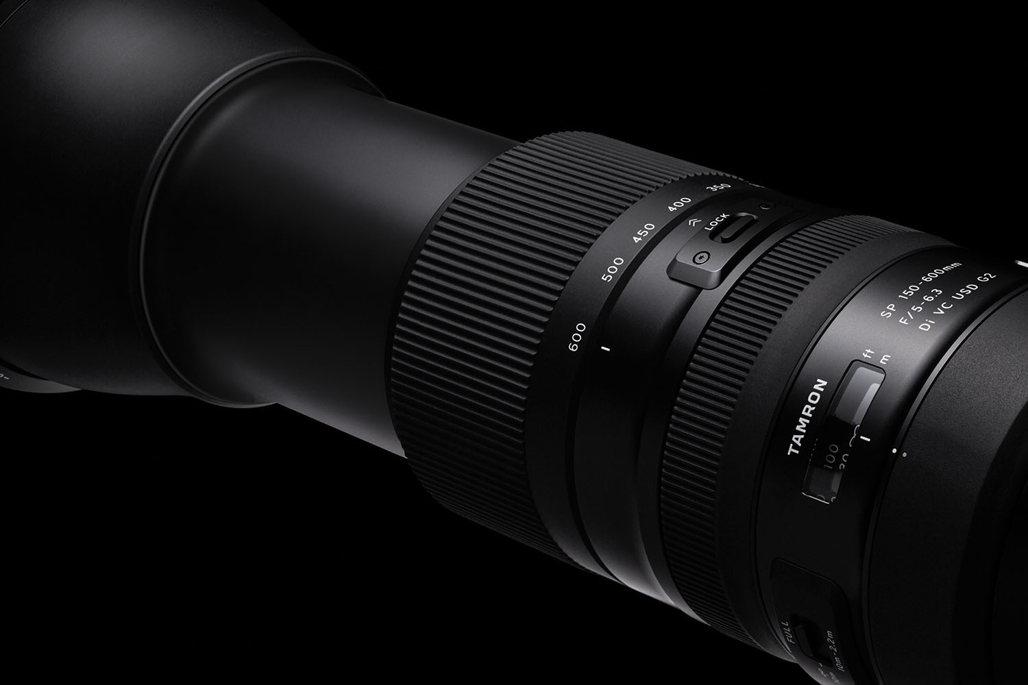TAMRON 150-600 mm f/5-6,3 SP Di USD G2