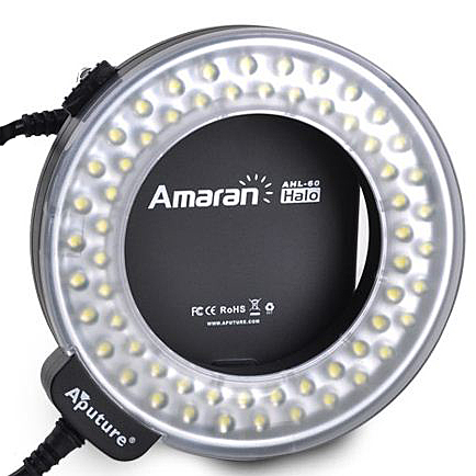 Aputure Amaran LED Ringflash