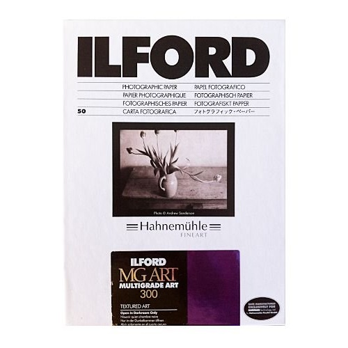 ILFORD MG ART 300 20x25/50