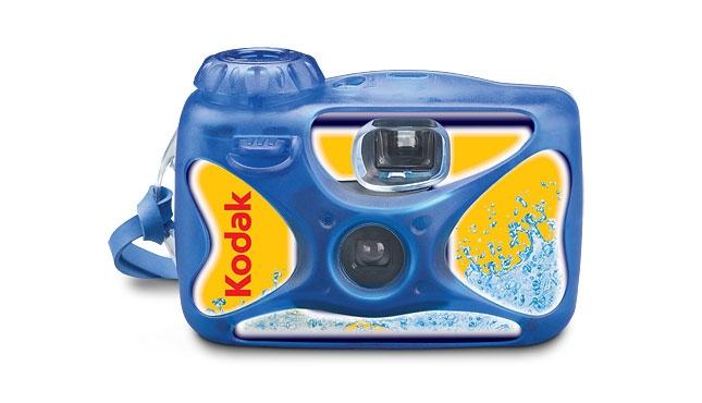 KODAK UltraSport jednorázový fotoaparát pod vodu 800 ISO/27