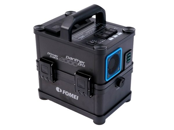 FOMEI PANTHER Pro 2000 power pack