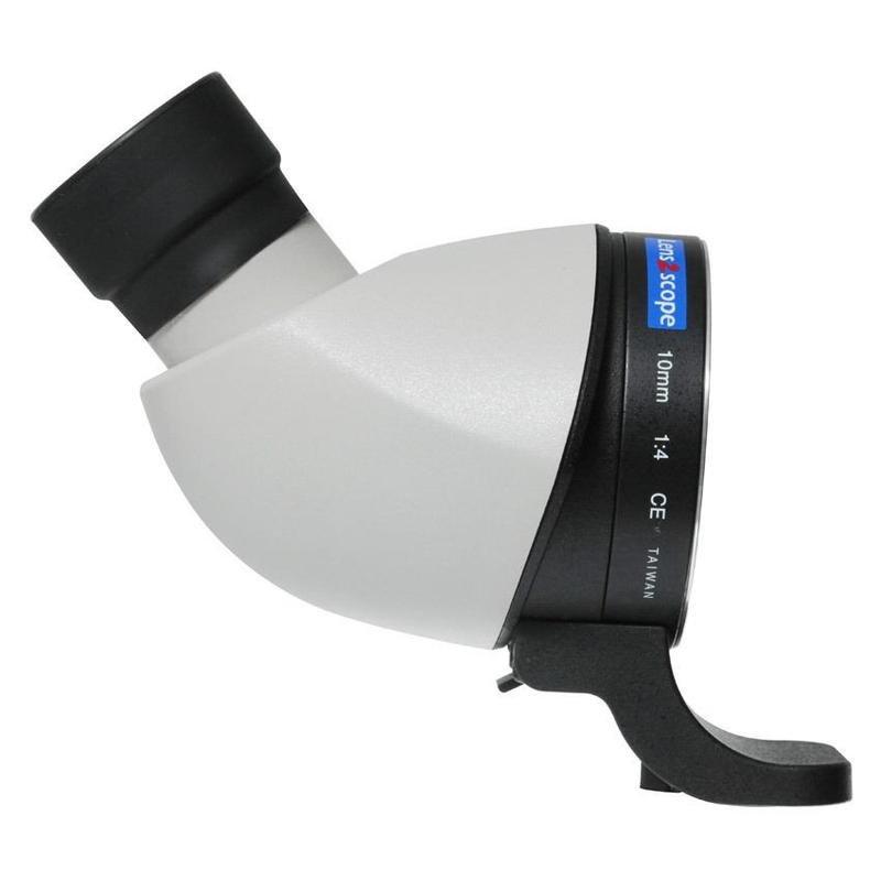 KENKO Lens2scope pro objektivy s bajonetem Canon EOS - úhlový bílý