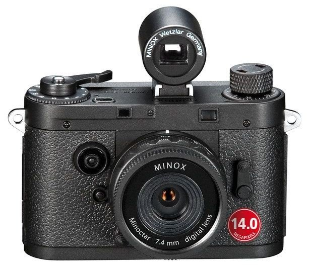 MINOX Digital Classic Camera 14.0 černý