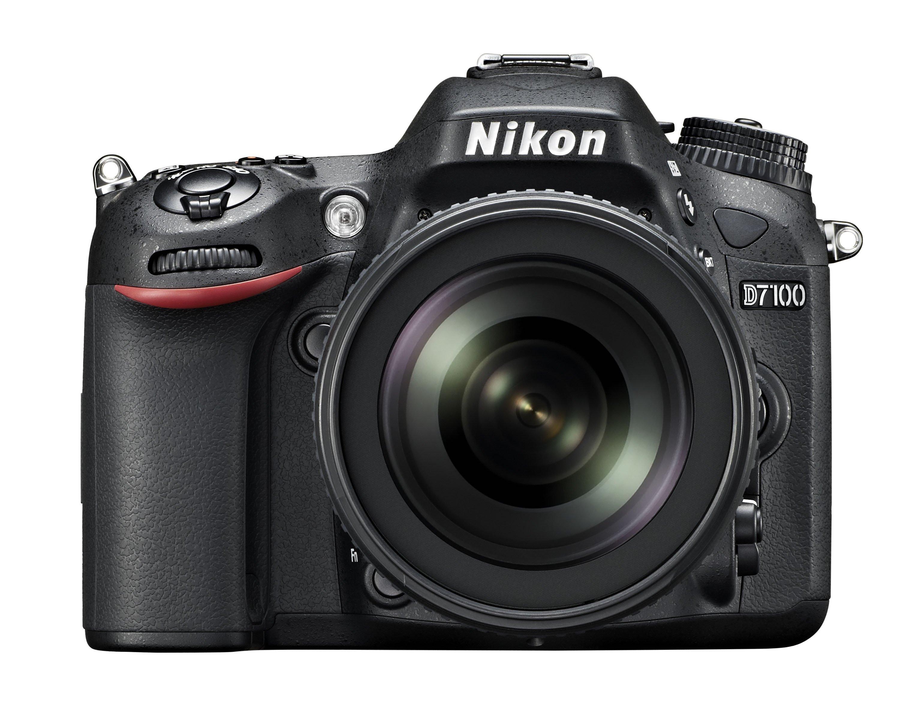 NIKON D7100 + 18-140 mm VR + NIKON 8x42 PROSTAFF 3S - získejte zpět 1350 Kč