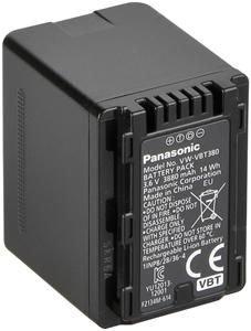 PANASONIC VW-VBT380E-K akumulátor
