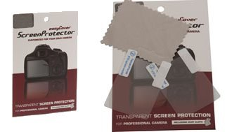 EASYCOVER folie na LCD display pro Nikon D800/800E