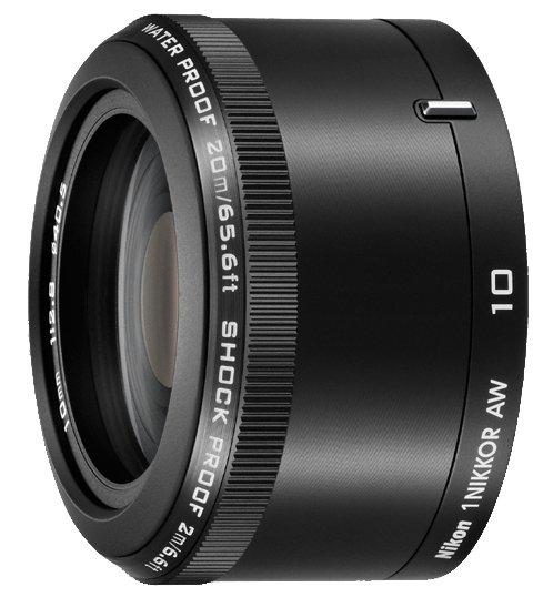 NIKON 1 10 mm f/2.8 AW