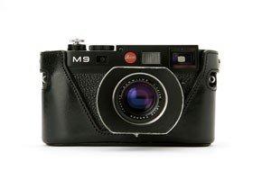 ARTISAN&ARTIST pouzdro ochranné spodní LMB M9N pro Leicu M9/M-E černé