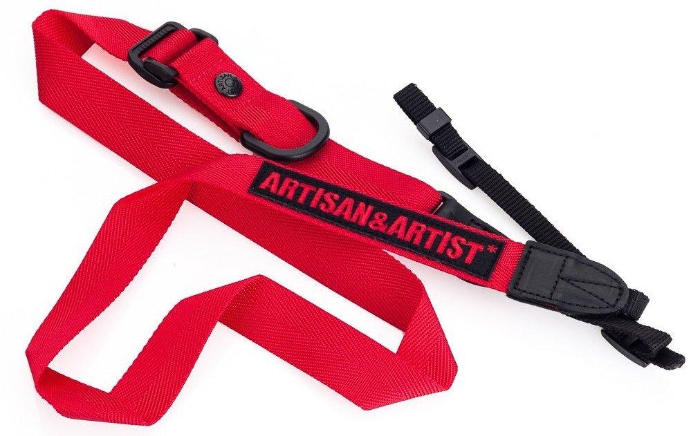 ARTISAN&ARTIST popruh ACAM-E25N červený