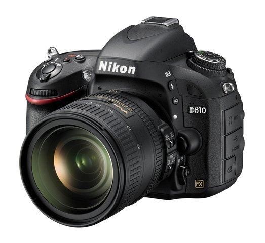 NIKON D610 + 24-85 mm + Nikon WU-1B zdarma