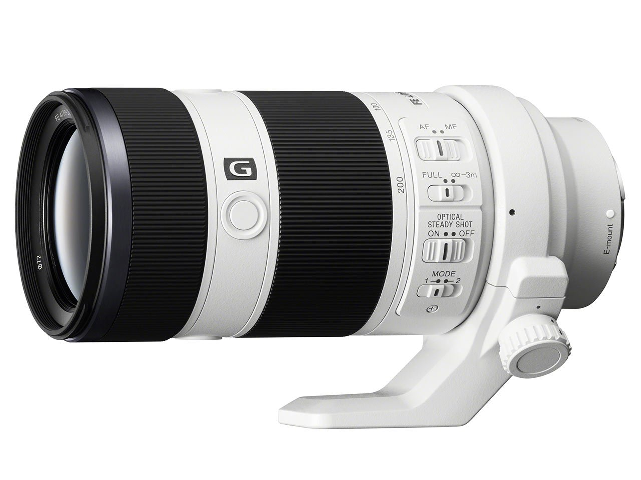 SONY FE 70-200 mm f/4 G OSS  pro bajonet E full frame