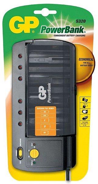 GP PowerBank S320 nabíječka