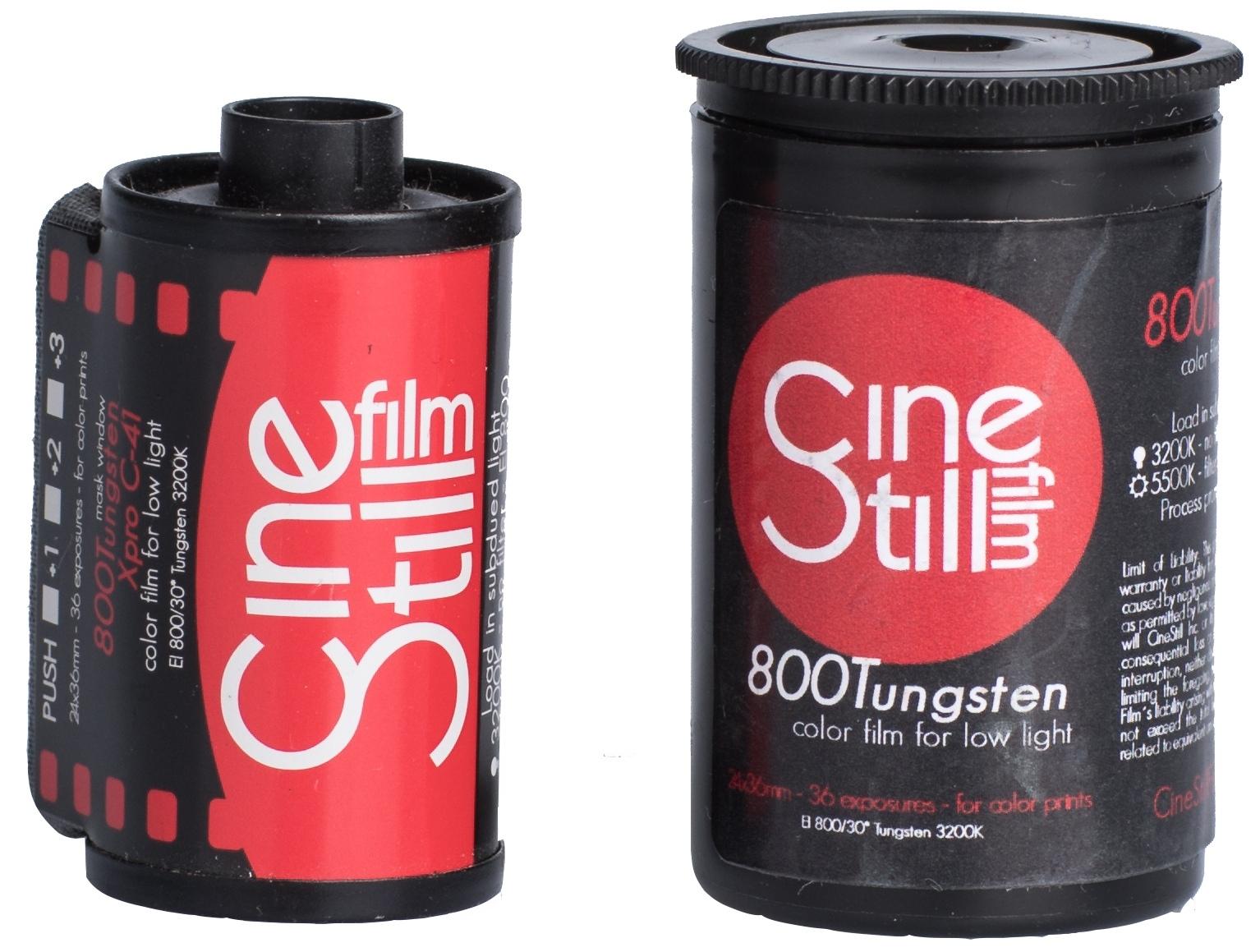 CINESTILL 800T/135-36 Tungsten