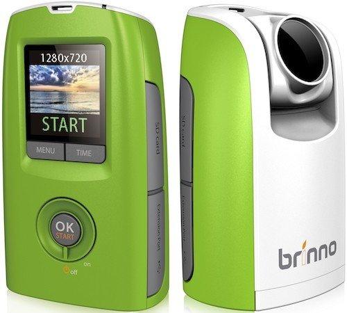 BRINNO časosběrná kamera TLC200 zelená