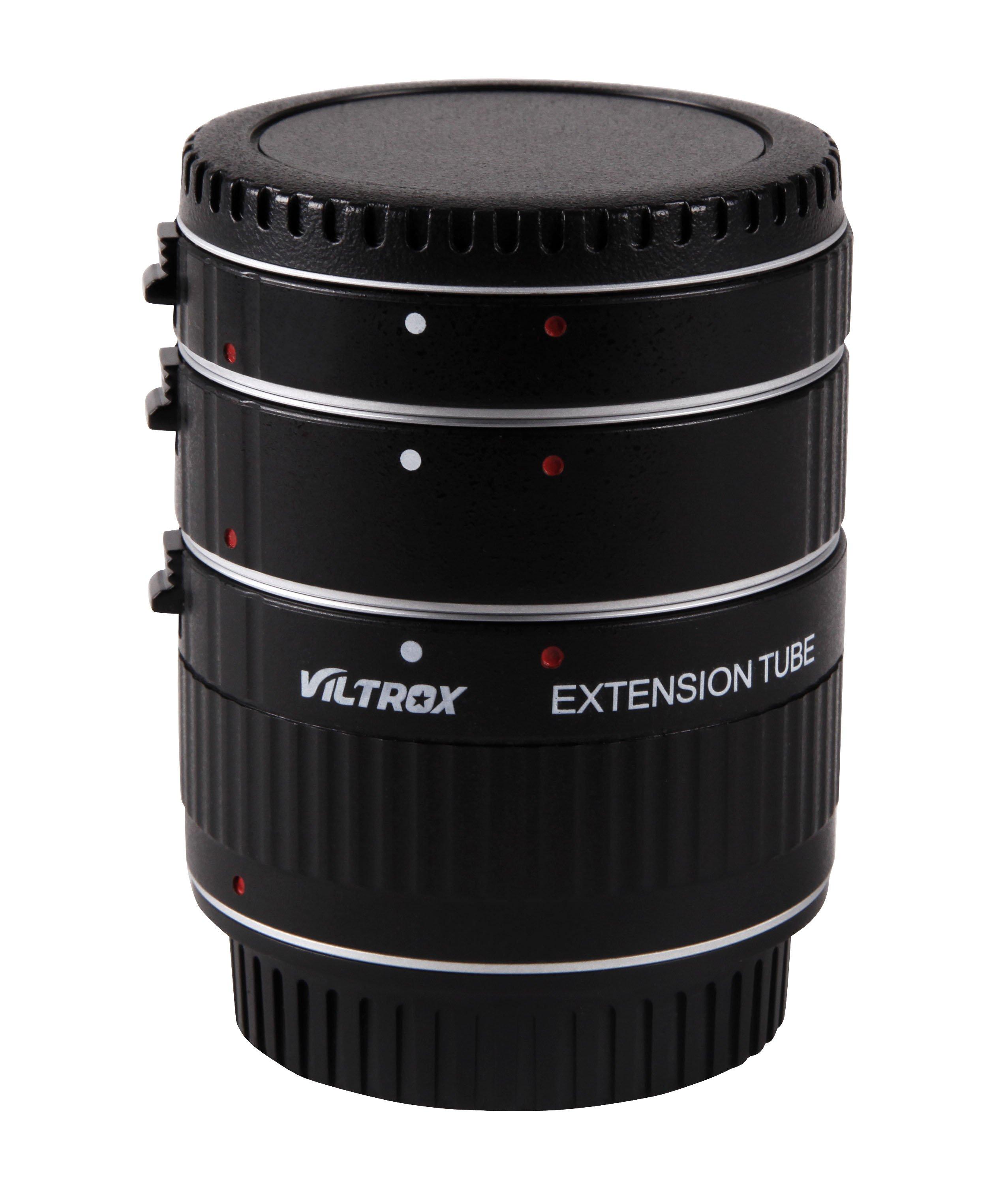 VILTROX mezikroužky set 12/20/36 mm pro Canon EOS