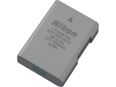 NIKON EN-EL14a pro D5300/Df