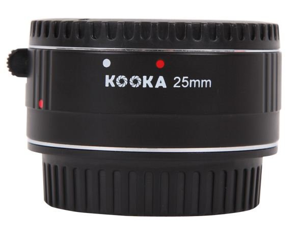 KOOKA Mezikroužek 25 mm pro Nikon