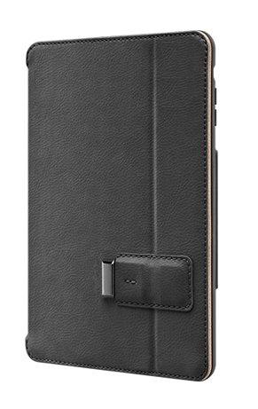 SWITCHEASY Pelle kryt na iPad Mini - stínově černý