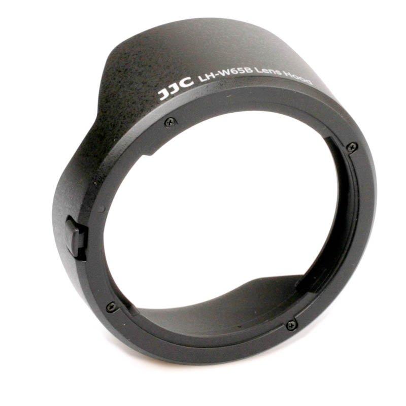 JJC sluneční clona LH-W65B (EW-65B) pro Canon EF 28/2,8 IS a 24/2,8 IS
