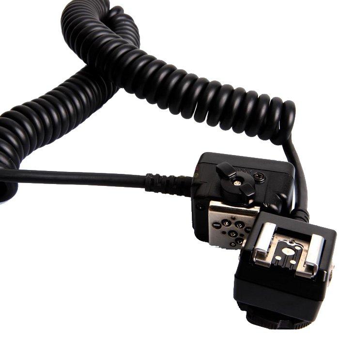 MEIKE propojovací kabel k blesku MK-SC28 pro Nikon - 2 m