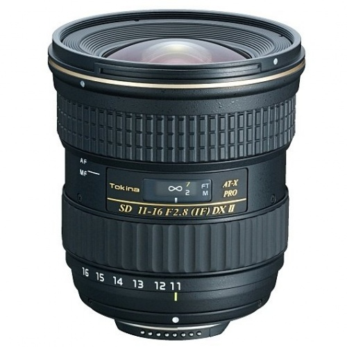 TOKINA 11-16 mm f/2,8 AT-X SD PRO IF DX II pro Sony A
