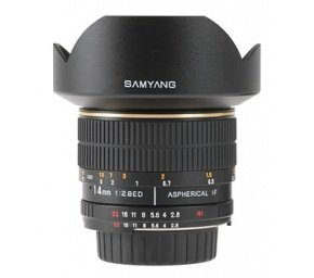 SAMYANG 14 mm f/2,8 ED AS IF UMC pro Sony E