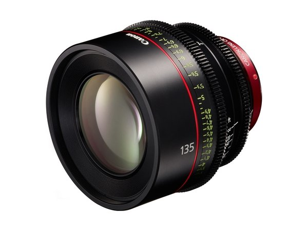 CANON EF CINEMA CN-E135mm T2,2 L F