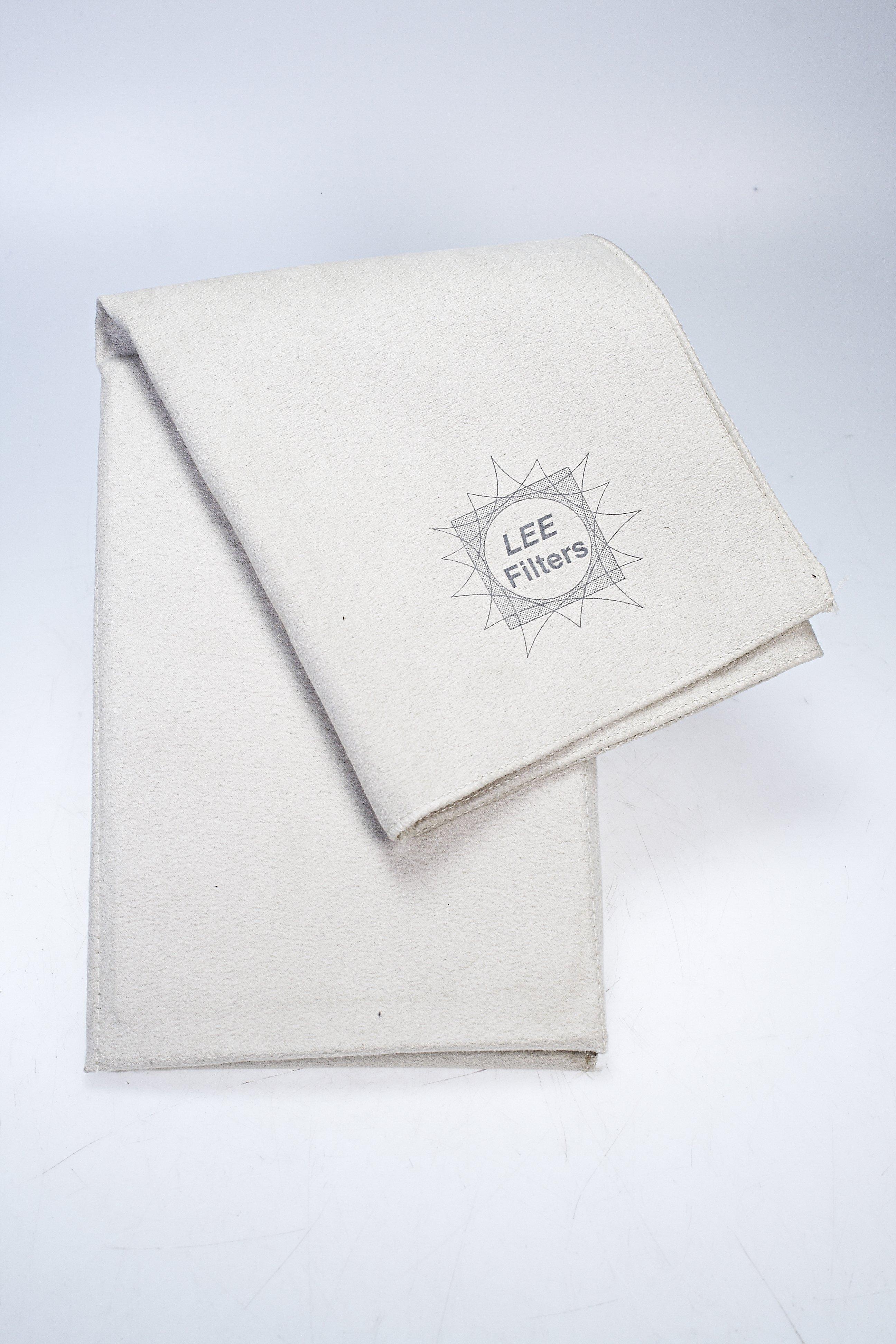 LEE pouzdro/kapsa z mikrotkaniny na 3 filtry FHW