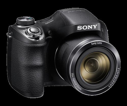 SONY CyberShot DSC-H300 černý
