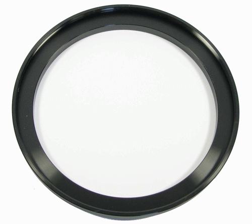 Redukce na filtr 46/58 černá