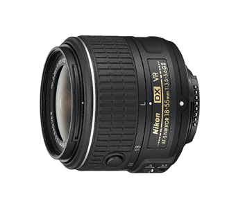 NIKON 18-55/3,5-5,6 G AF-S DX VR II