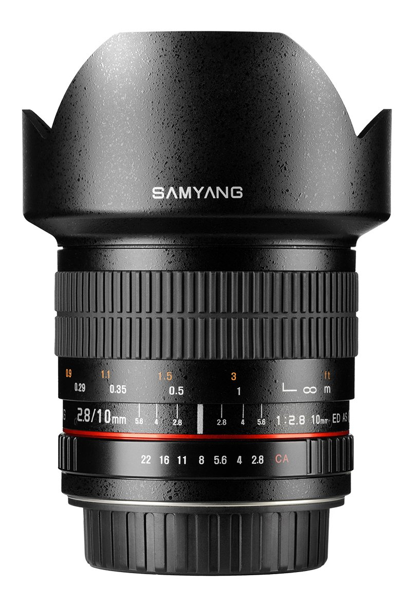 SAMYANG 10 mm f/2,8 ED AS NCS CS pro Olympus/Panasonic MFT