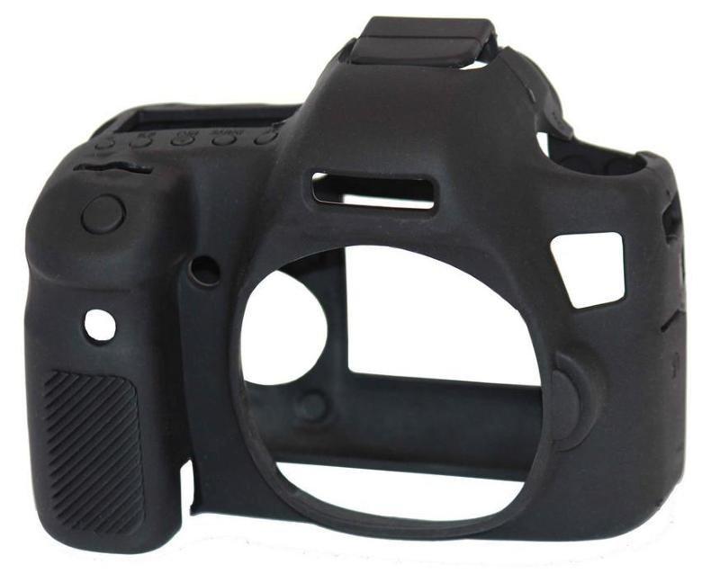 EASYCOVER silikonové pouzdro pro Canon EOS 70D