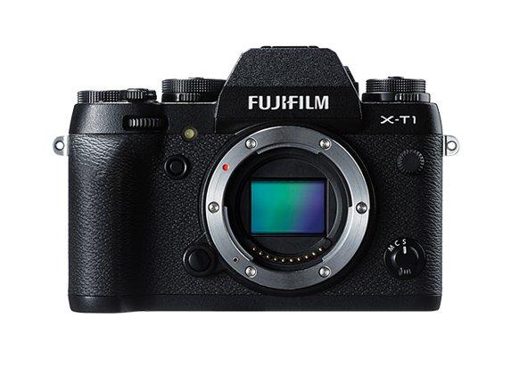 FUJIFILM X-T1 černý + získejte zpět 8000 Kč