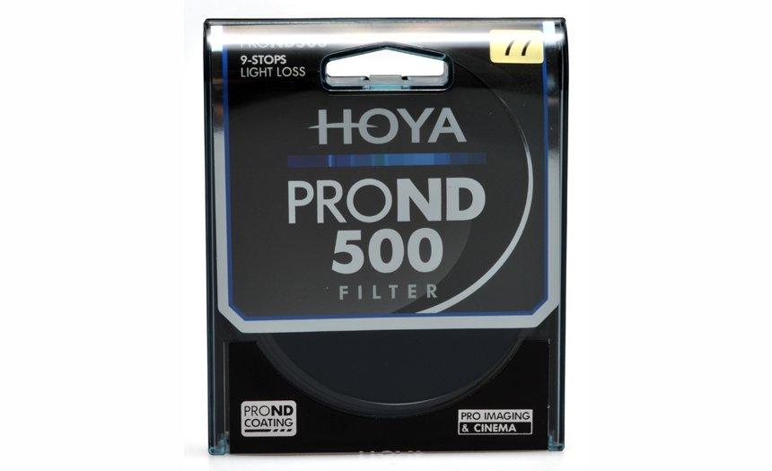 HOYA filtr ND 500x PRO 77 mm