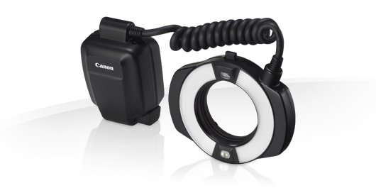 CANON blesk Speedlite MR-14EX II Macro Flash