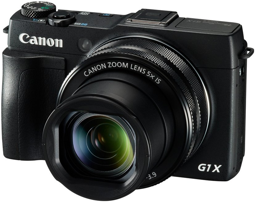 CANON PowerShot G1 X MARK II + Cashback 1100 Kč