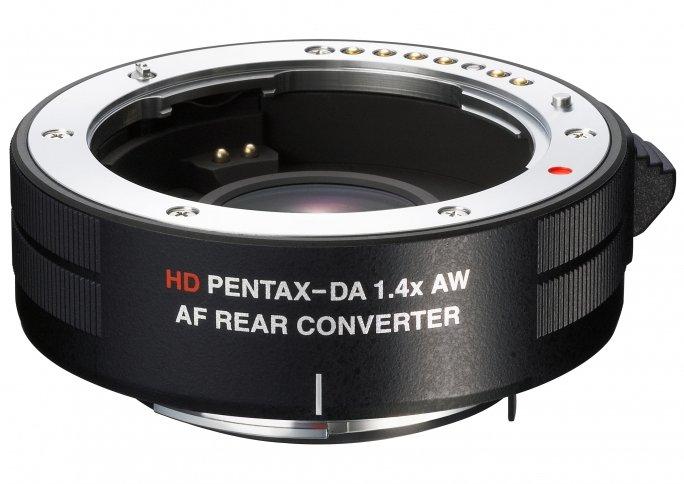 PENTAX telekonvertor 1,4x DA AW HD
